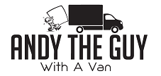 Andy The Guy With A Van Logo