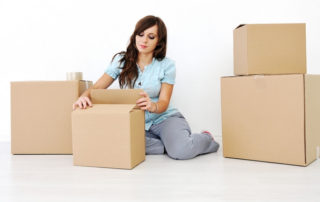 stress while moving to a new place