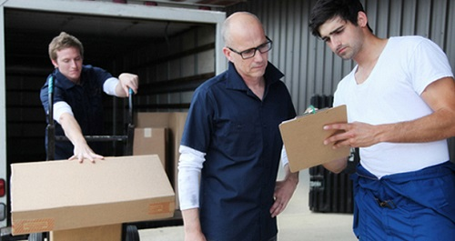 removalists in sydney loading furniture