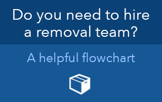 Do you need to hire a removal company?